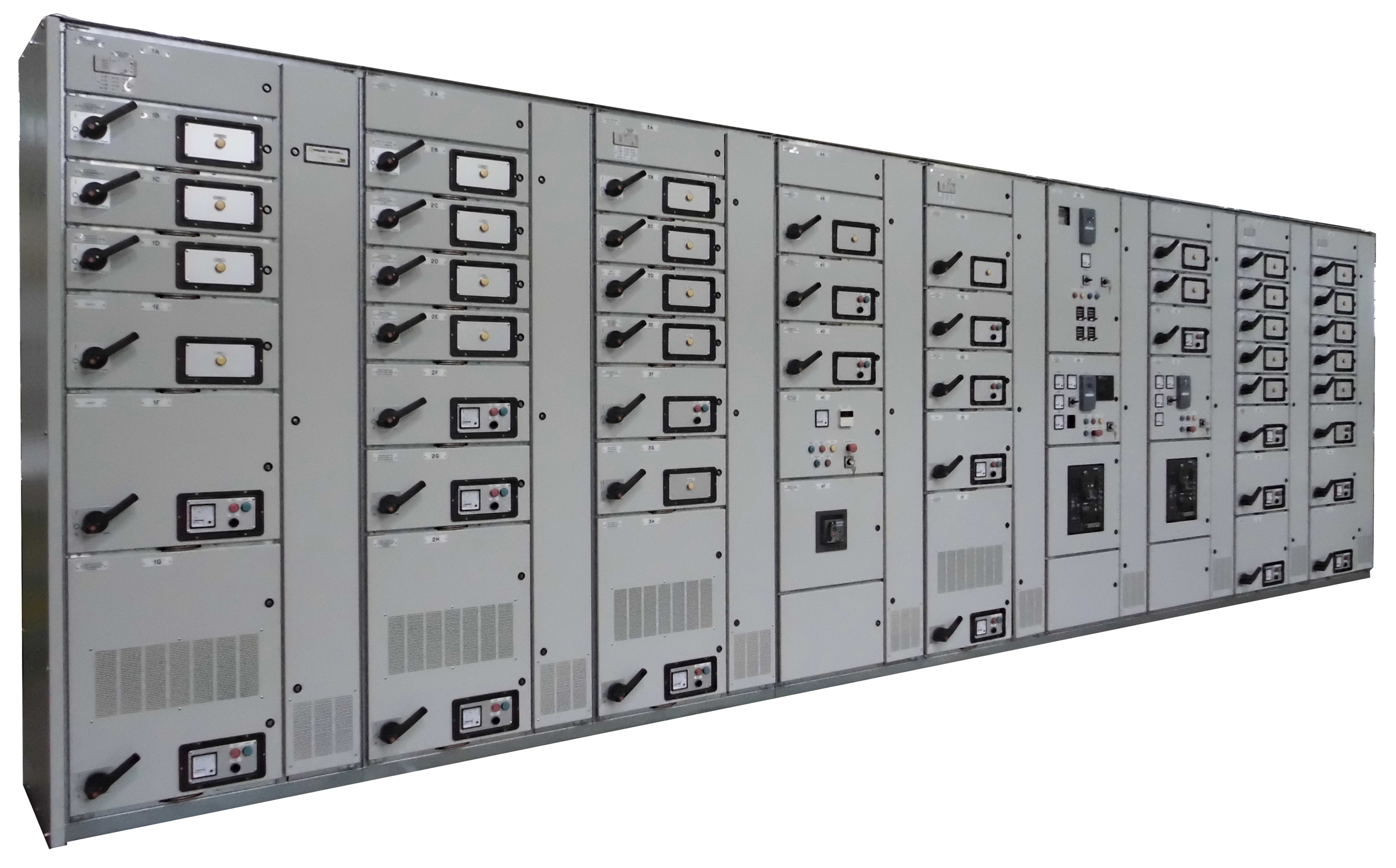 Lv switchboards imequadri duestelle s p a for Low voltage motor control center